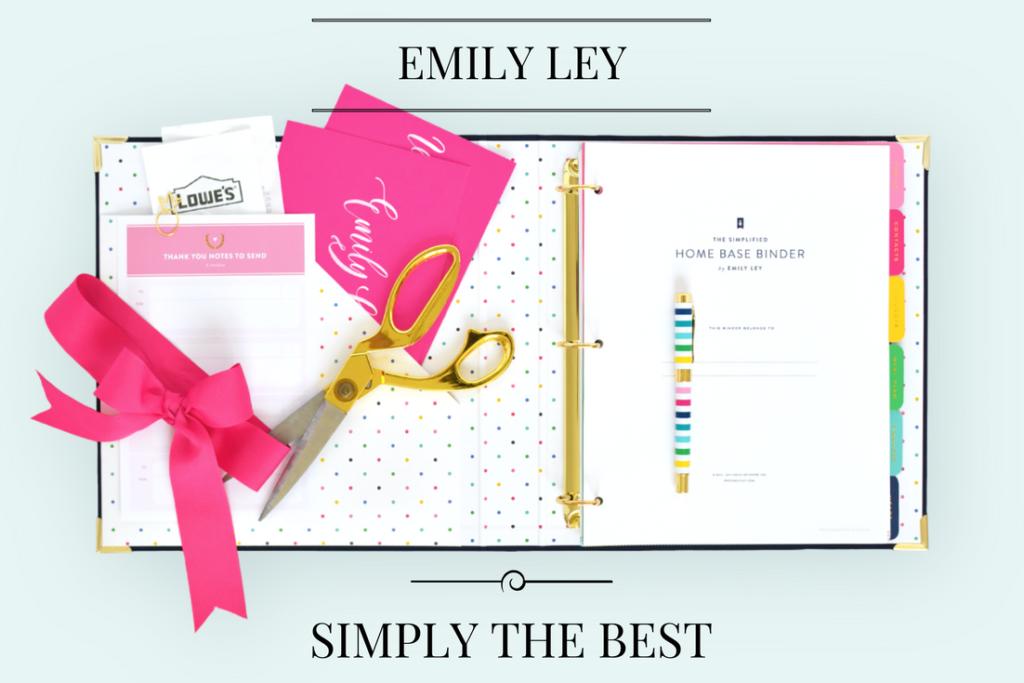 Emily Ley Binder